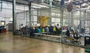 EEUU anuncia norma para mantener detenidos a niños indocumentados