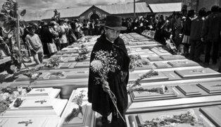 Terrorismo nunca más: 249 mil 535 víctimas dejó conflicto armado en Perú entre 1980 y 2000