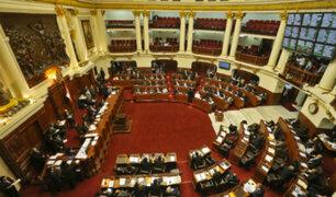Investigarán a congresistas cuyos familiares trabajan en el Parlamento