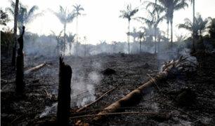 Brasil impuso millonarias multas a los involucrados en los incendios en la Amazonia