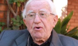 Chile: investigan a un ex arzobispo y tío de Piñera por presunto abuso sexual a un menor