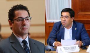 Congresista Heresi es denunciado ante Comisión de Ética por insultar a Alberto Oliva