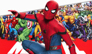 """Spider-Man"" sale del universo de Marvel"