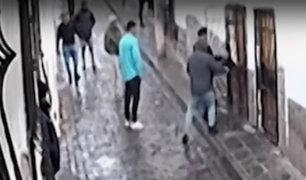 Descontrol en calle Suecia: Municipalidad de Cusco interviene locales nocturnos