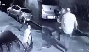 Brasil: mujer dispara contra sujeto que intentó ultrajarla