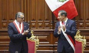 Martín Vizcarra: hay potencial de crecimiento pero no lo alcanzamos por entrampamiento político