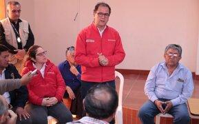 Quellaveco: ministros visitarán río Asana para verificar preservación de fuentes de agua