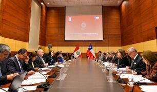 Perú y Chile llevan a cabo comisión mixta para abordar actividades por Bicentenario