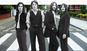 Los Beatles: hace 50 años se registró la última foto del cuarteto de Liverpool