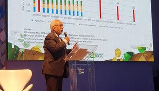 Funcionario brasileño es abucheado durante conferencia medioambiental