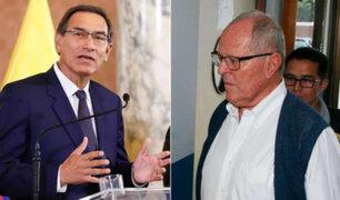Presidente Vizcarra se pronunció tras fallo judicial a favor de PPK