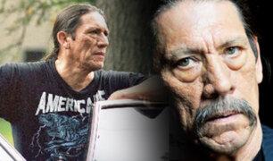 Machete: actor Danny Trejo rescata a un bebé atrapado en un auto accidentado