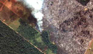 Argentina enviará 200 bomberos a combatir incendios en la Amazonía