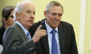 Fiscalía desistió solicitar prisión preventiva para José Graña y Hernando Graña