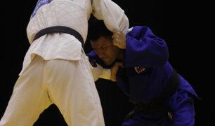 Lima 2019: Fred Villalobos logra medalla de bronce en judo