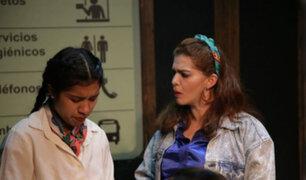 """Obra de teatro """"Azul y Celeste"""" se presenta gratuitamente en Los Olivos"""