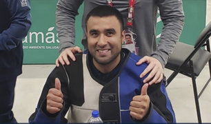 Lima 2019: Jorge Arcela ganó medalla de plata en tiro