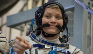 La NASA investiga el primer delito cometido en el espacio