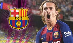 Barcelona: Antoine Griezmann anotó su primer gol en la Liga española
