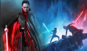 Star Wars: filtración confirmaría que Rey se pasará al lado oscuro