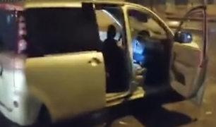 Detienen a banda criminal ´Los colectiveros de San Martín de Porres´