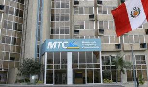 Ministro de Transportes saludó prisión preventiva para chofer que arrolló a fiscalizadora