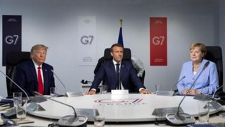 G7 enviará $22 millones para combatir el fuego en la Amazonía