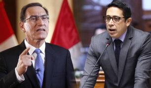 Miguel Castro: Tenemos un presidente que ha provocado mucho al Congreso