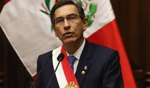 Martín Vizcarra: aprobación del presidente bajó de 58% a 53%, según Ipsos