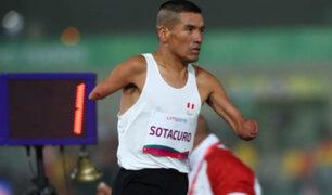 Peruano Efraín Sotacuro ya no recibirá medalla de plata en Juegos Parapanamericanos