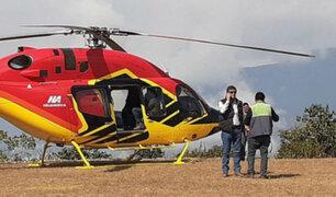 Empresa cuyo helicóptero aterrizó sin permiso en Choquequirao fue suspendida