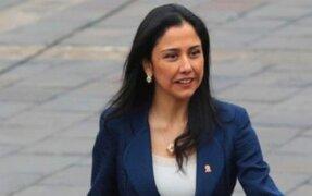Caso Gasoducto: Poder Judicial evalúa pedido de prisión preventiva para Nadine Heredia