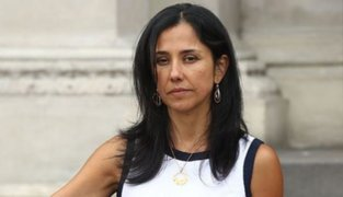 Nadine Heredia: hubo reuniones por gasoducto en su oficina de Palacio, dijo Barata