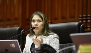Contraloría: investigaciones contra esposo de Vilcatoma estarían listos en mes y medio