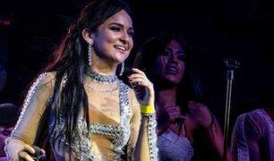 Daniela Darcourt vuelve con fuerza a la música tras problemas de salud