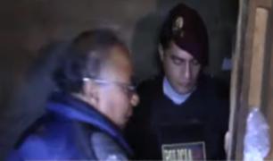 EXCLUSIVO | Policía rescata a taxista que fue secuestrado por 12 horas en Comas