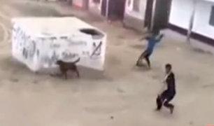 Trujillo: hinchas de Alianza Lima y Universitario se enfrentan a balazos