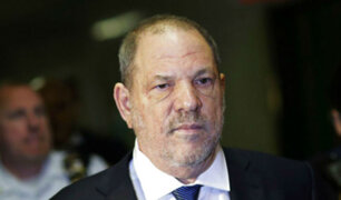 "Harvey Weinstein se declara ""no culpable"" ante nuevo cargo de abuso sexual"