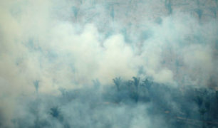 NASA detecta grandes cantidades de monóxido de carbono de los incendios de Brasil