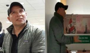 Adolfo Bazán: Fiscalía solicita impedimento de salida del país contra abogado