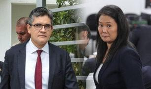 """Abogada de Keiko sobre allanamiento: """"El show del fiscal Pérez no tiene límites"""""""