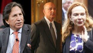 Caso Ecoteva: Poder Judicial tramita pedido de extradición de Toledo, Karp y Dan On