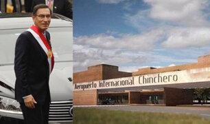César Gutiérrez: Vizcarra podría enfrentar denuncias por colusión en caso Chinchero