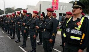 Agentes policiales presentarían una serie de carencias para enfrentar al crimen