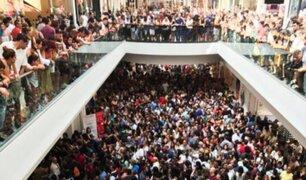 AliExpress: primera tienda física colapsa en inauguración