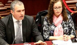 Salvador del Solar acudirá a la primera sesión de la Comisión de Constitución