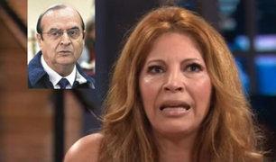 Jacqueline Beltrán reveló nuevos detalles de su relación con Vladimiro Montesinos