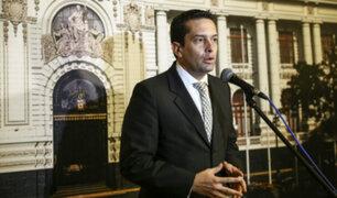 """Caso Keiko Fujimori: congresista Miguel Torres catalogó allanamiento como """"show mediático"""""""