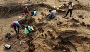 La Libertad: hallan restos de más de 250 niños sacrificados