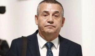Caso Bustíos: postergan nuevo juicio contra Daniel Urresti por sus síntomas de Covid-19